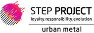 StepProject UrbanMetal Logo